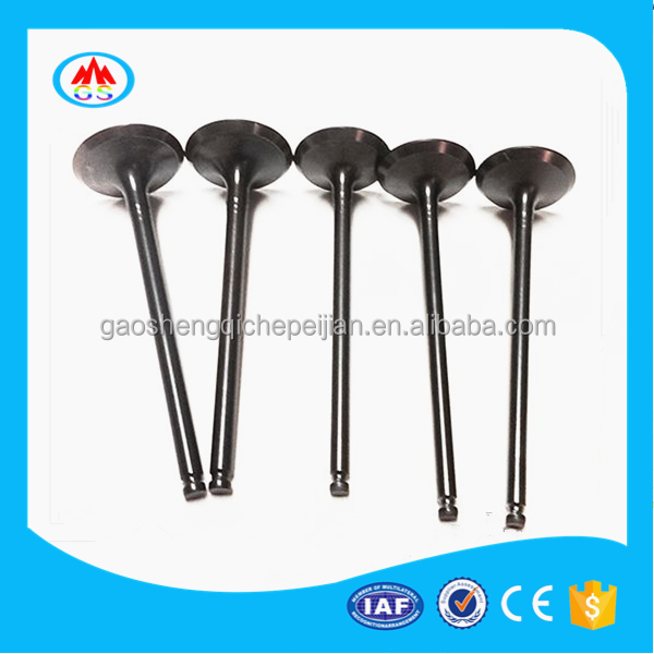 Farm tractors parts engine valve for Yellow Sea Golden Horse 304B 300B 400B