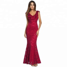 Mewah Champagne Lace Wedding Dress Bodycon Sayang <span class=keywords><strong>Gaun</strong></span> <span class=keywords><strong>Pengantin</strong></span> 2018