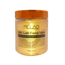 The BEST 24 K Gold Facial Mask 8.8 oz - Gold Mask for Anti Wrinkle Anti Aging Facial Treatment, Pore Minimizer, Acne Scar Treat