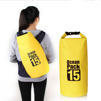 High quality cheap selling 20L ocean pack dry bags