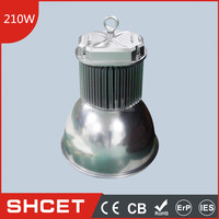 Bivolt White CET-117/B 210W LED High Bay Light Industrial Factory Toll Station With Good Quality China Factory