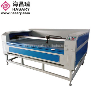Excellent power stability co2 laser 150w eva foam laser cutting machine / mini leather laser engraving machine for sidi shoes