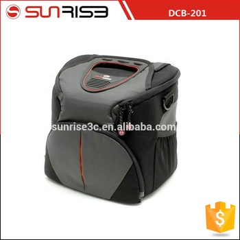 Sunrise Professional Waterproof DSLR Camera Video Sling Bags for boys and girls
