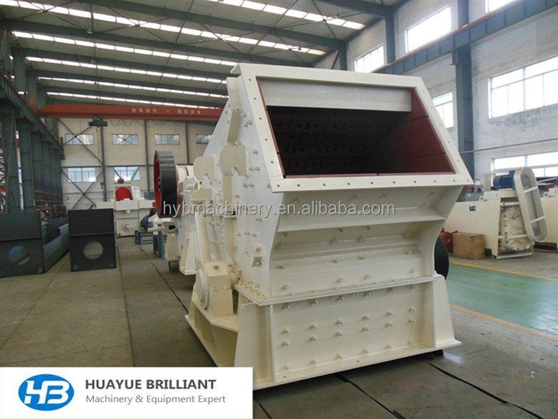 Professional marble and granite crushing machine impact crusher