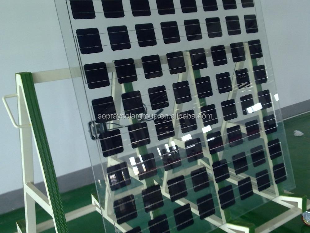 Transparent Solar Panels >> Hoge Kwaliteit Zonnepaneel Bipv,Transparante Zonnepanelen ...
