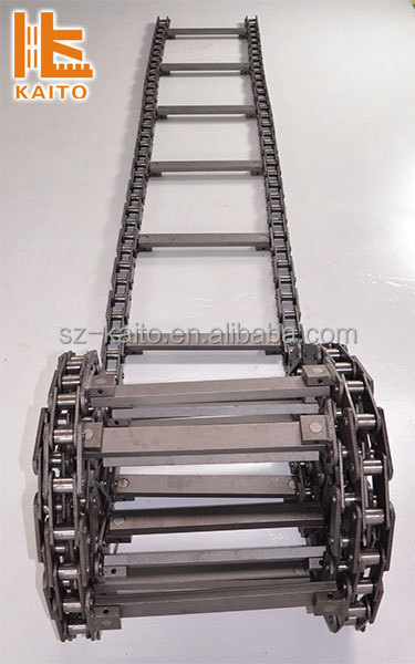 OEM Titan Vogele Demag track chains conveyor chain conveyor scraper