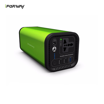 3f9e59e632cc88 Best Selling 41600mAh Rechargeable Portable Power Generator AC 220V/110V Emergency  Battery Backup Power for