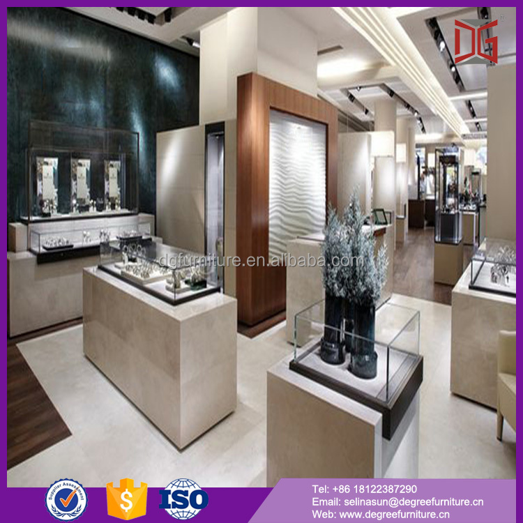New Showcase Jewellery Shops Interior Design Images For Shop Decoration