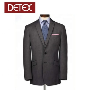 Hot Sale Latest Design 3 Piece Top Brand Coat Pant Gentle Men Suit With Buttoned