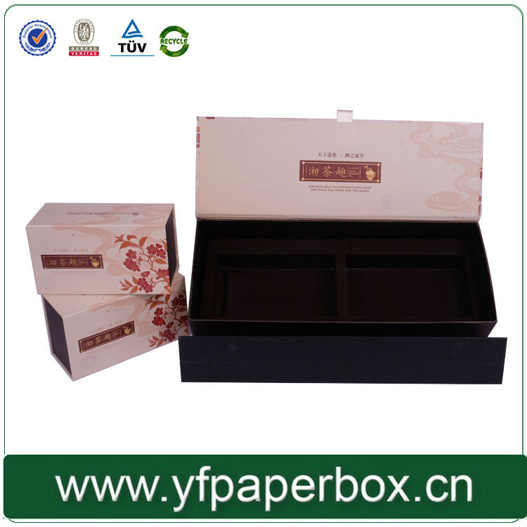 New products cardboard paper tea bag box several tea bag storage