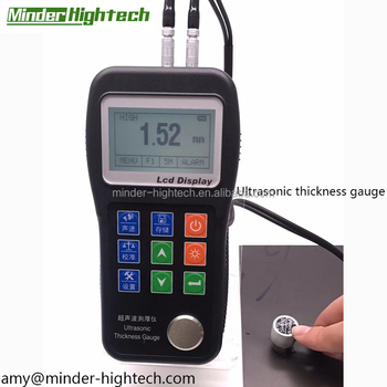 Md-csb018 Ultrasonic Thickness Gauge For Steel/cast Iron - Buy Ultrasonic  Thickness Gauge With Width Measuring Instrument,Thickness Gauge Meter For