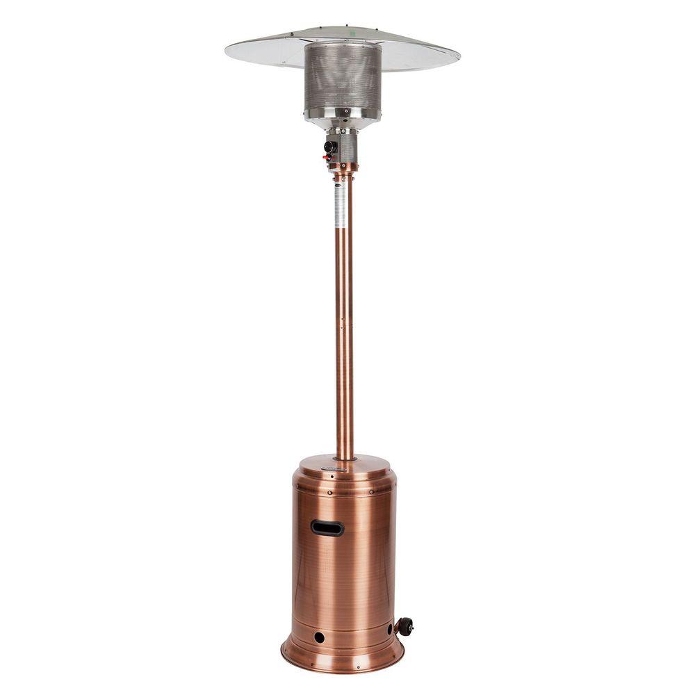 High Efficiency Floor Standing Outdoor Gas Patio Heaters