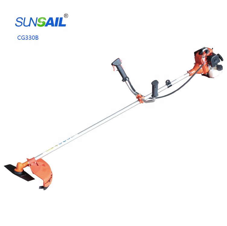 SUNSAIL BRAND hanging 32.6cc gasoline engine weeder brush cutter agriculture brush and tree cutter