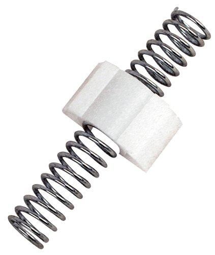 Prime-Line Products N 6541 Top Mount Self-Adjusting Bi-Fold 4-Door Snugger,(Pack of 2)