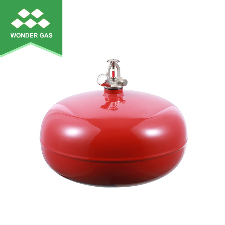 High quality fire extinguisher co2/co2 en 5kg fire extinguisher