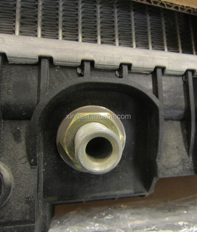 Volvo Fh12 Radiator With Bracket And Oil Cooler Behr 8mk376724-611 ...