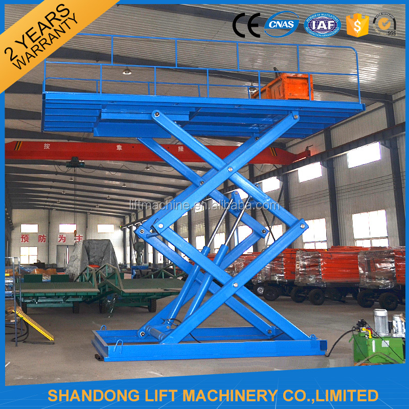 China supplier heavy duty car parking lift for DIY users