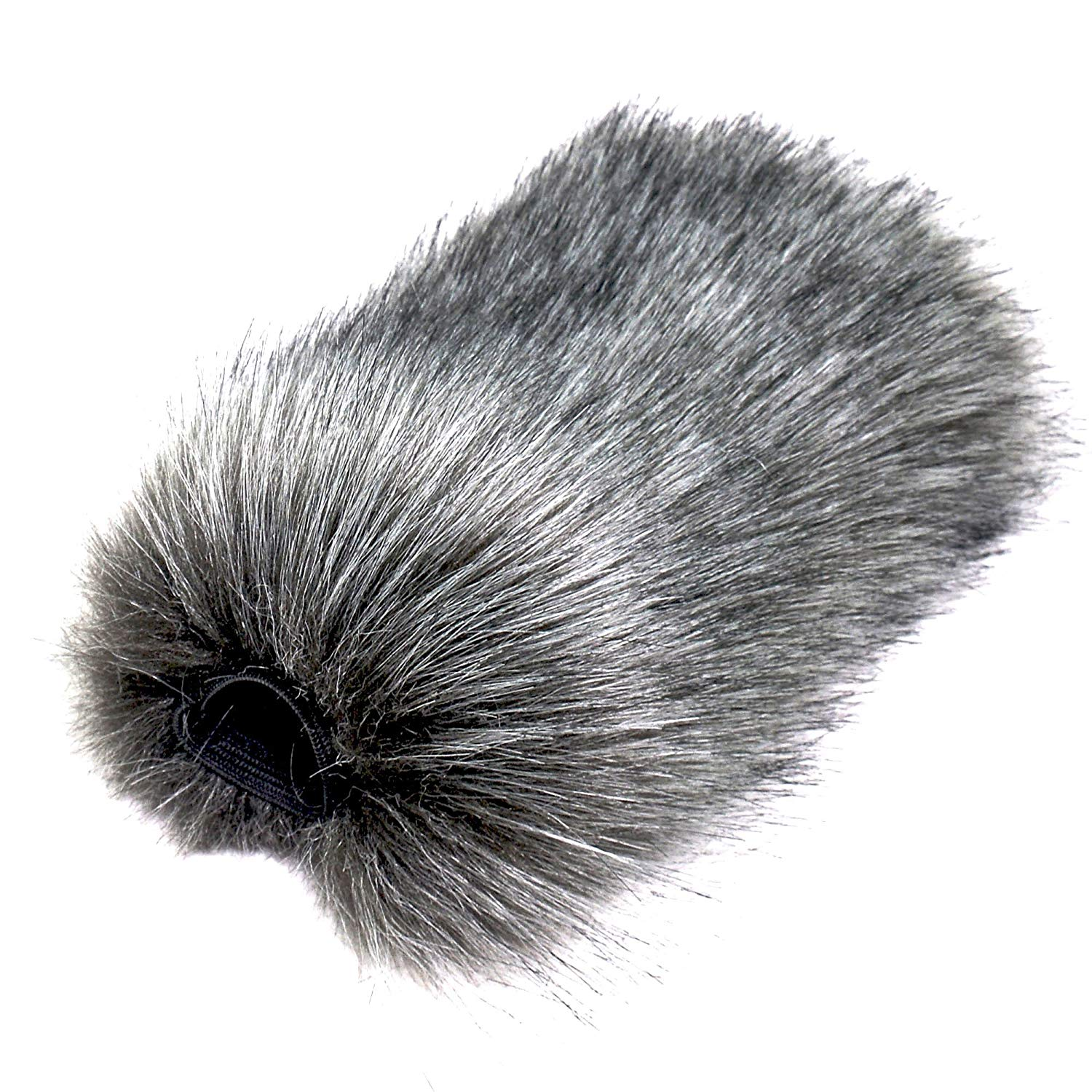 Bestshoot Outdoor Microphone Furry Windscreen Muff for MIC-01 MIC108 MIC-121 Stereo Microphone, TAKSTAR SGC-598, NW-598, SHENGGU SG209 SG108 & Similar Mics (large)