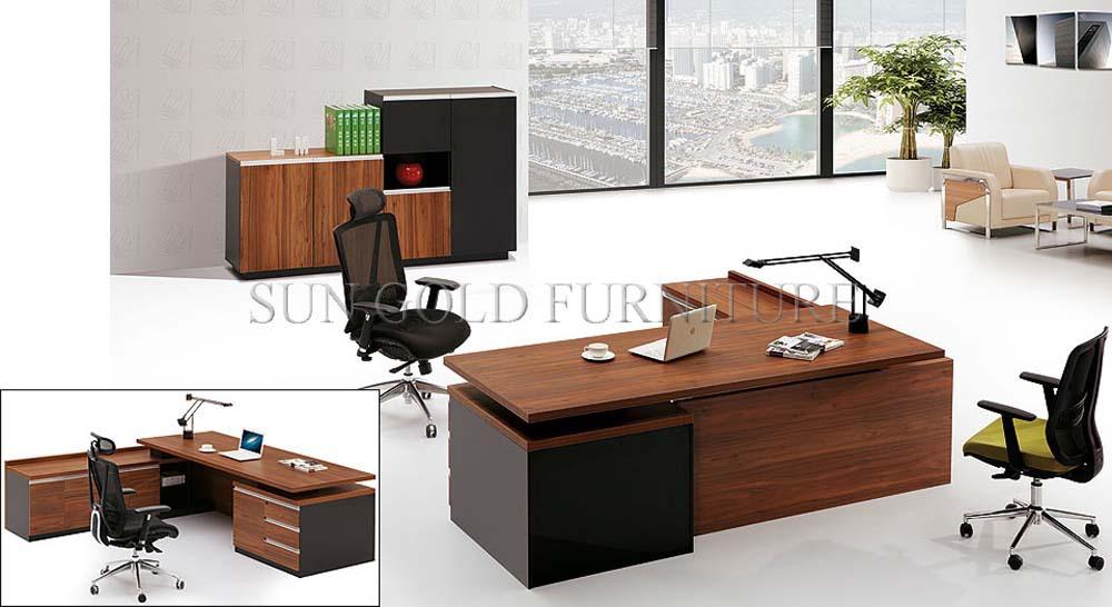 melamine wooden office furniture sz od306 buy office desk melamine