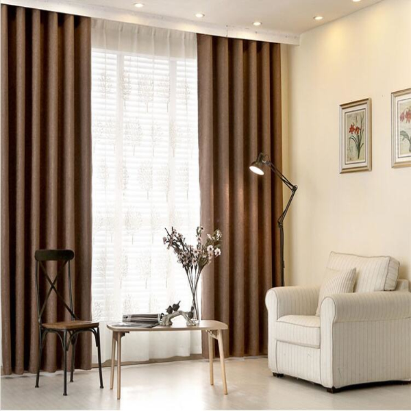 Modern Classic Curtain And Can Be Washed And Durable For