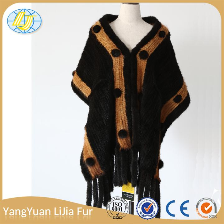 economic manufacture New Products 2017 chinese winter women colored fur jacket coat