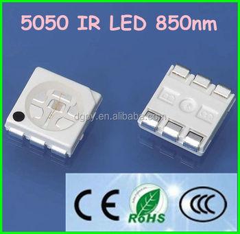 5050 850nm Ик-светодиодами 940nm - Buy 5050 Ir Led,850nm Ir Led,940nm Ir  Led Product on Alibaba com