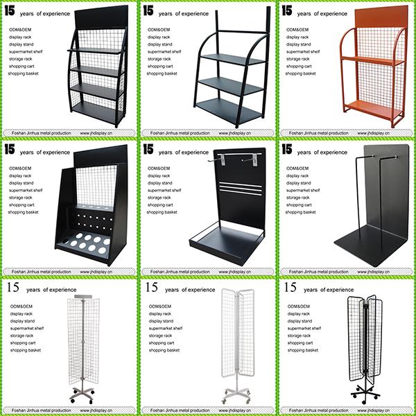 Metal Home Appliance Display Stand/ Tcl Display Rack/ Display ...