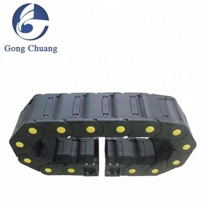 Gongchuang flexible cable carrier wire tracks cable drag chain
