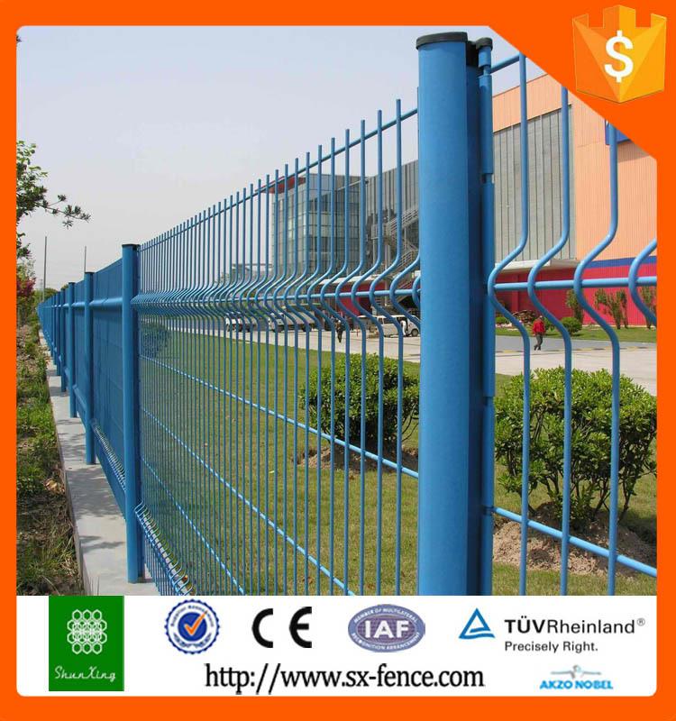 Latest steel modern school gates design fence buy