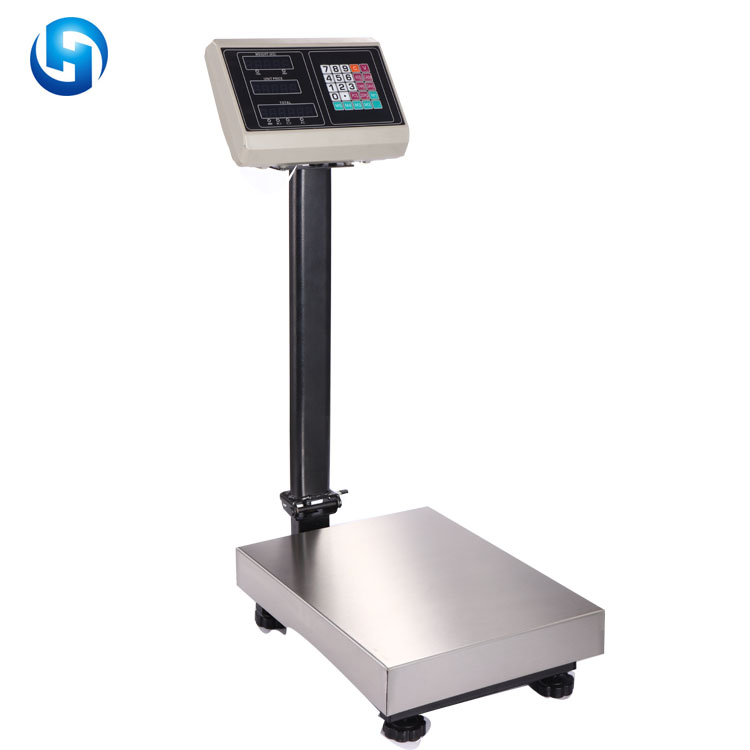 Nuovo TCS-150kg piattaforma elettronica scala di peso digitale scala