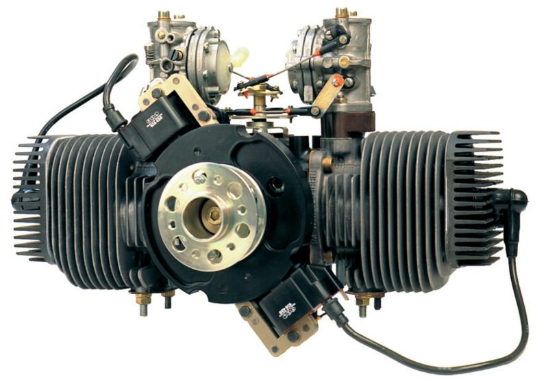 UAV Engine - Limbach L275e
