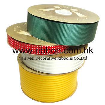 BSCI Factory Gift Plastic Ribbon Tear Poly Polypropylene PP Ribbon Free sample Celebrate It Ribbon for wholesale
