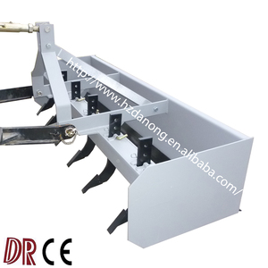 BOX Blade Box Scraper for tractor, land box grader blade of farm equipments,,snow blades cultivation machine