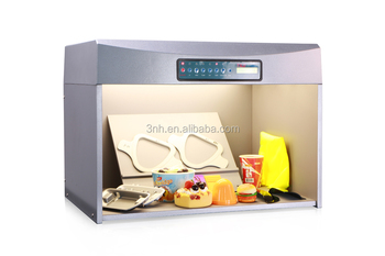 P60+ Tilo Color Assessment Cabinet With D65, TL84, UV, F, CWF,