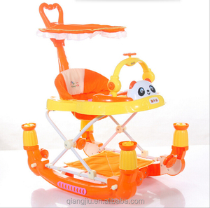XJ-308 round type baby walker / walk aid/6 to 14 month --meacool brand --Xingjiu Co-cheap baby walker aid