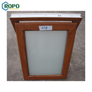 AS2047 Australia Standard Glaze UPVC Ornamental Roof Windows Skylight