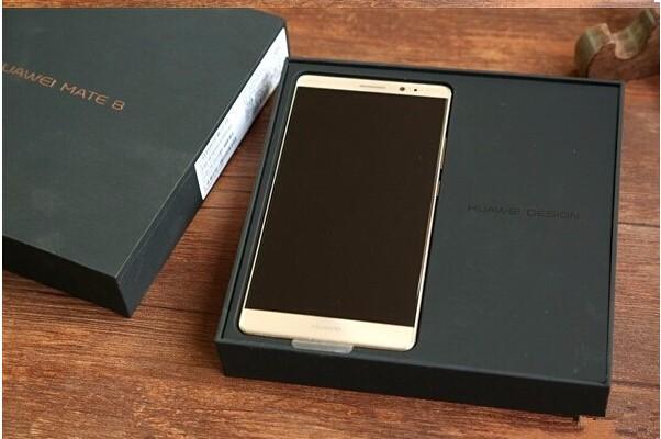 Original HUAWEI Mate 8 Android 6.0 Smartphone Kirin 950 Octa Core 4GB RAM 64GB ROM 4000mAh Cat6 4G LTE Mobile Phone