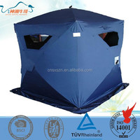 High Quality Folding for winter use ice fishing Tent
