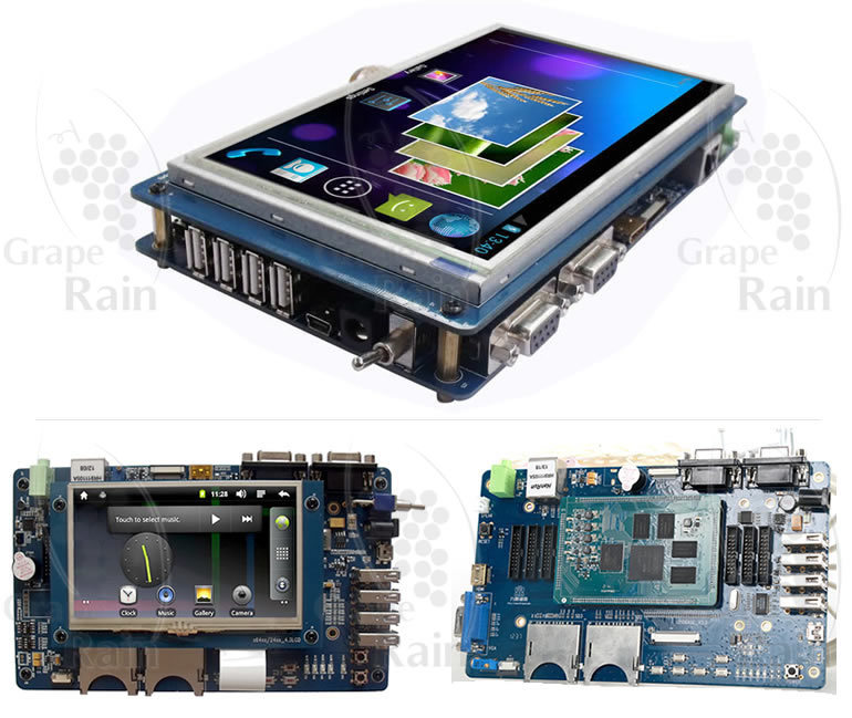 Open Source Code S5PV210 Embedded Tablet Board Windows
