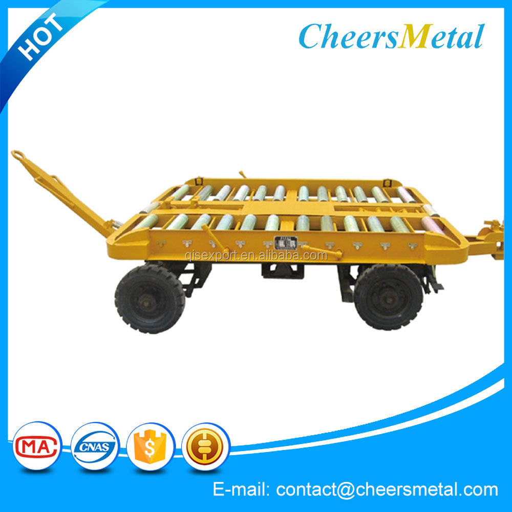 China BC180 18T airport aviation car tow pallet dolly