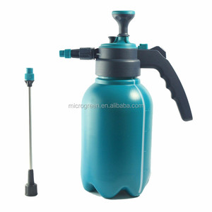 2L PE Plastic Hand Pump Pressure Spray Bottle Agricultural Sprayers