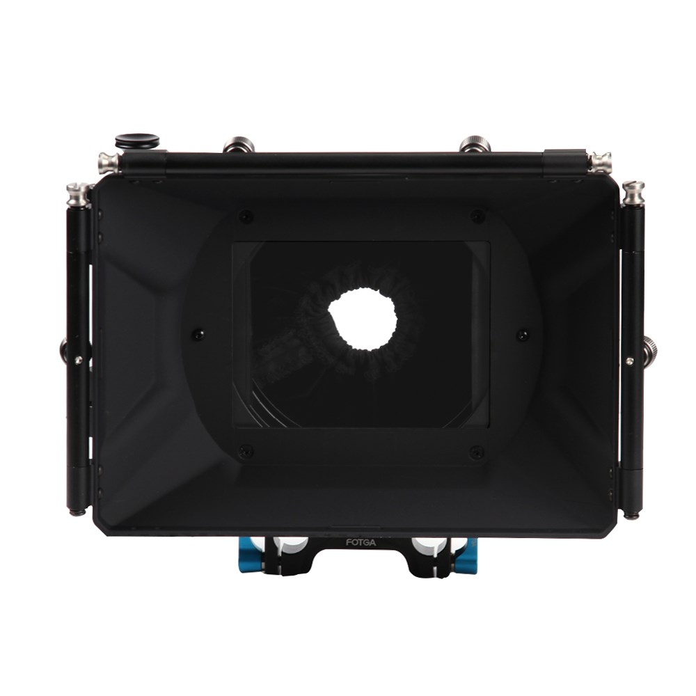 FOTGA Pro DP500III DP500 III Matte Box for 15mm rail DSLR rig BMCC BMPPC ARRI RED 5D II III NEX-FS700 VG900