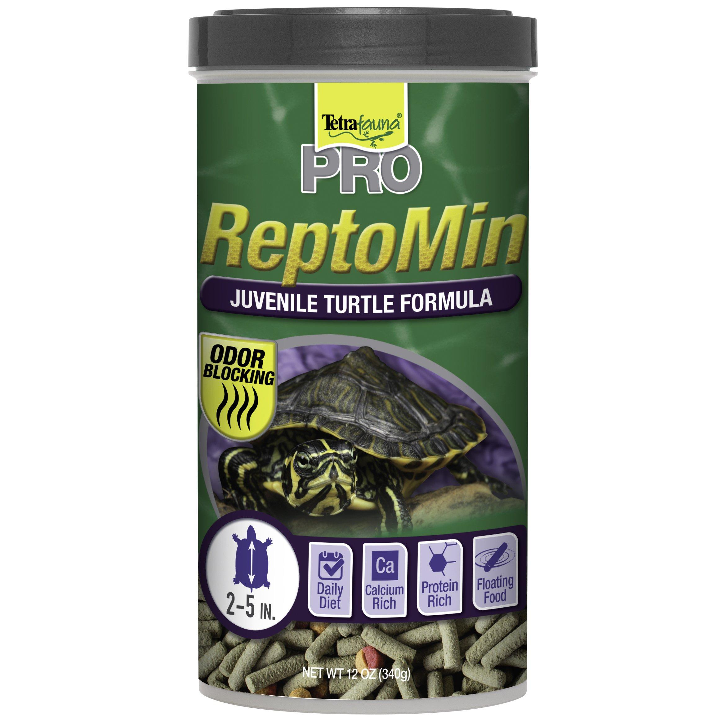 Tetra Tetrafauna Pro ReptoMin Juvenile Turtle Formula Sticks