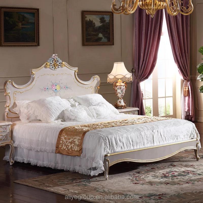 Arabisch Möbel Dubai Und König Schlafzimmer-set Und High Back ...
