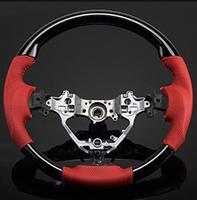Wholesale Car Modified Race Car Carbon Fiber Steering Wheel