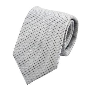 Dot 100% silk tie Jacquard geometry silk neck customized