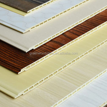 High End Decorative Wpc Wall Panels And Wpc Siding For Kitchen - Buy ...
