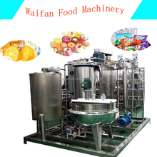 Trade Assurance small production capacity candy making machine price