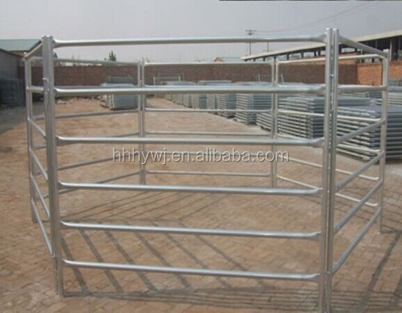 Heavy Duty Welded Ranch Gate high quality cattle yard panels