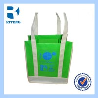 small promotion supermarket reusable eco shopping bag